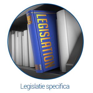 Legislatie specifica
